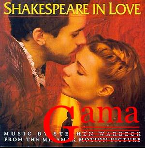 Shakespeare In Love Muzyka filmowa - Shakespeare In Love /  kaseta magnetofonowa